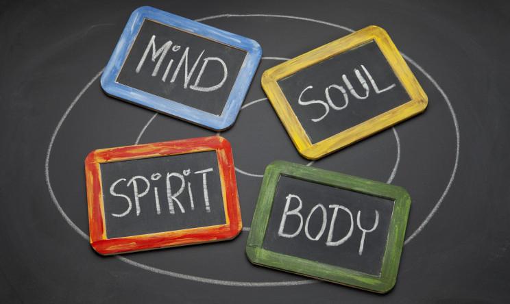 lavagna corpo mente anima spirito PNEI