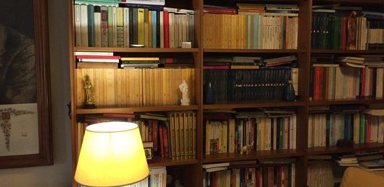 studio biblioteca psicoterapeuta