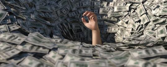 Il dio denaro